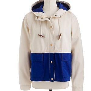 J Crew Factory sail jacket